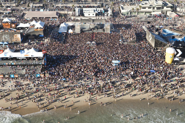 2012 Nike US Open of Surfing Promises Another Historic Week
