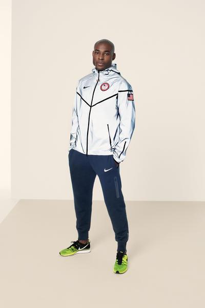 Nike Blazer Mid Lr Usa Veste Stand Médaille