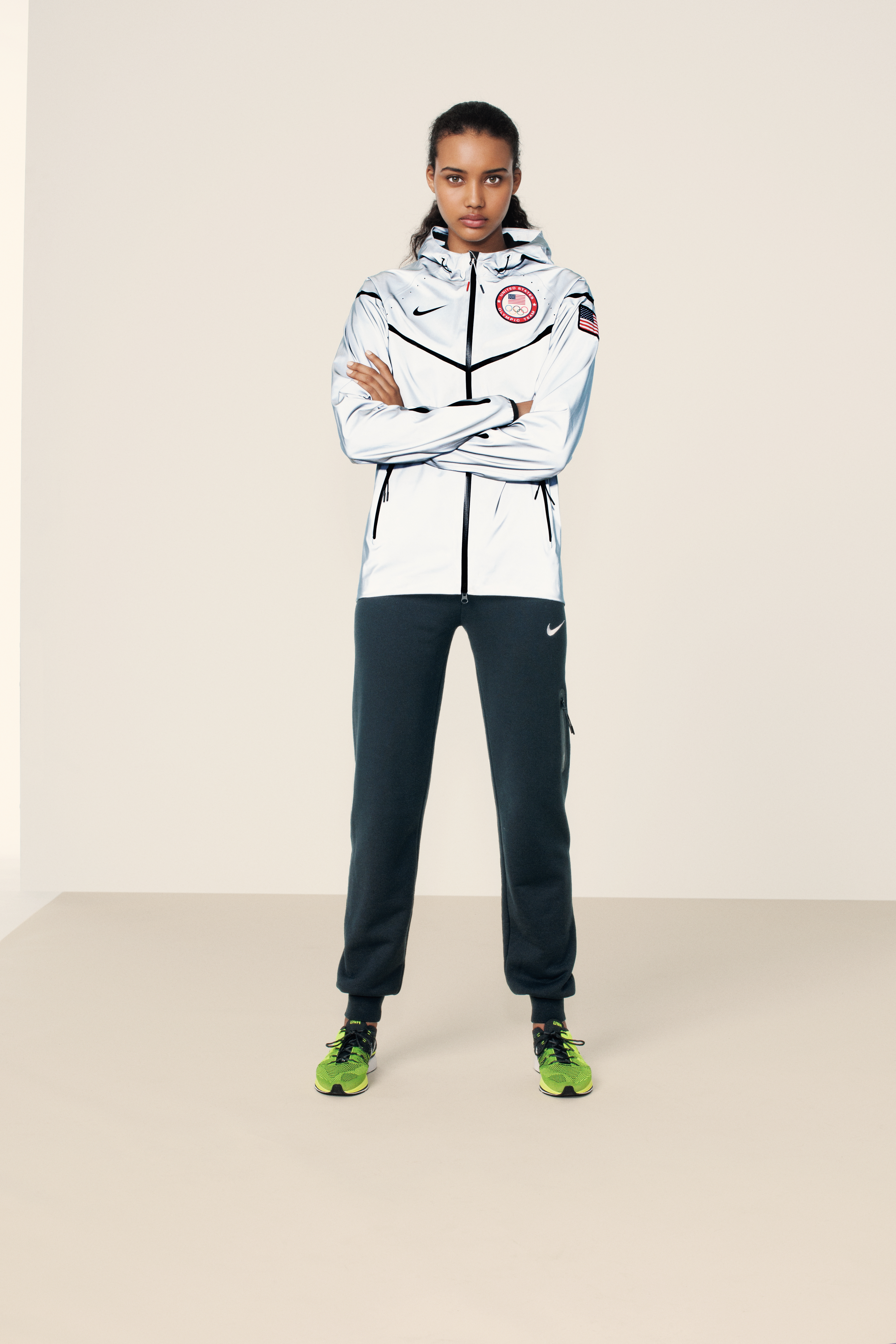 9d80a000a1 Nike Windrunner Olympic Usa Jacket