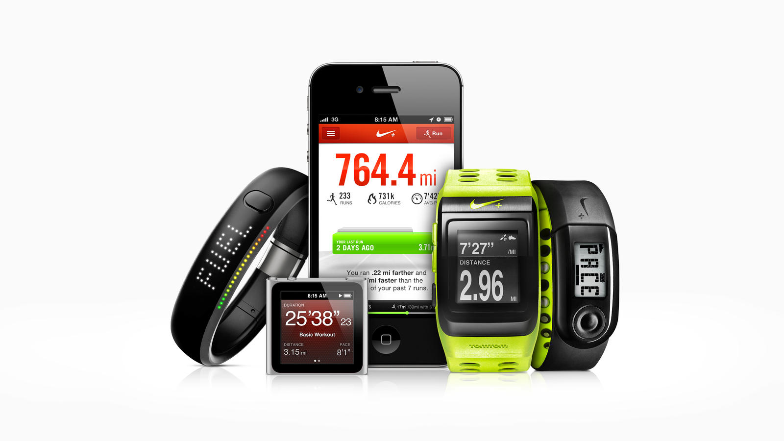 The New Nike+ Running Experience