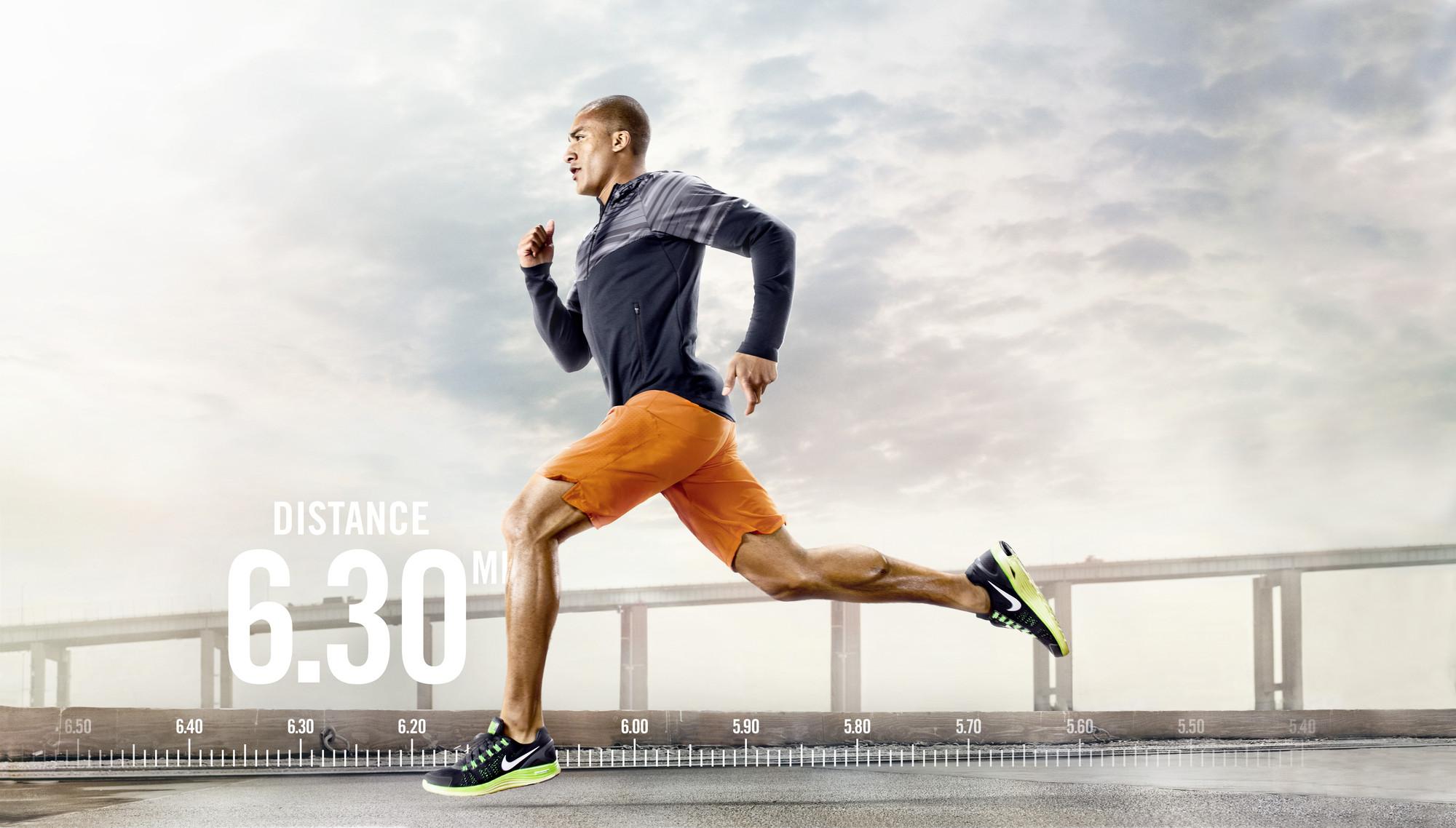 app Nike + running