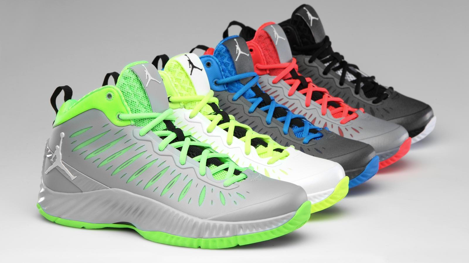 Flight with the Jordan Super.Fly - Nike