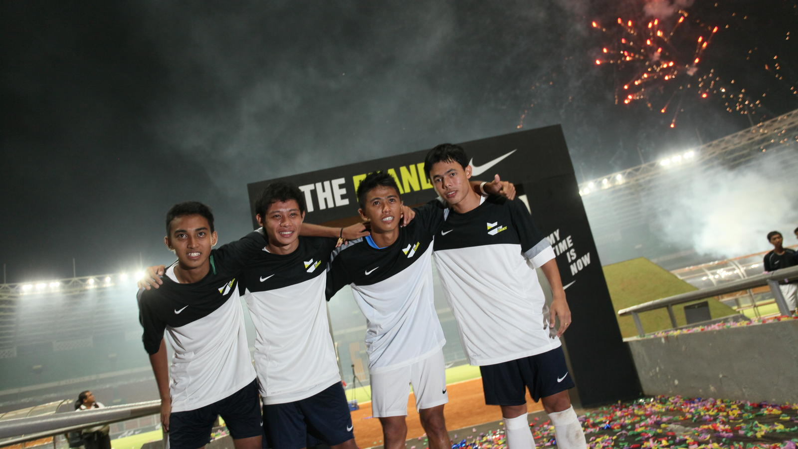 patrimonio Perjudicial Escribe un reporte  South East Asia Selects four Young Footballers for 'The Chance' Finals -  Nike News