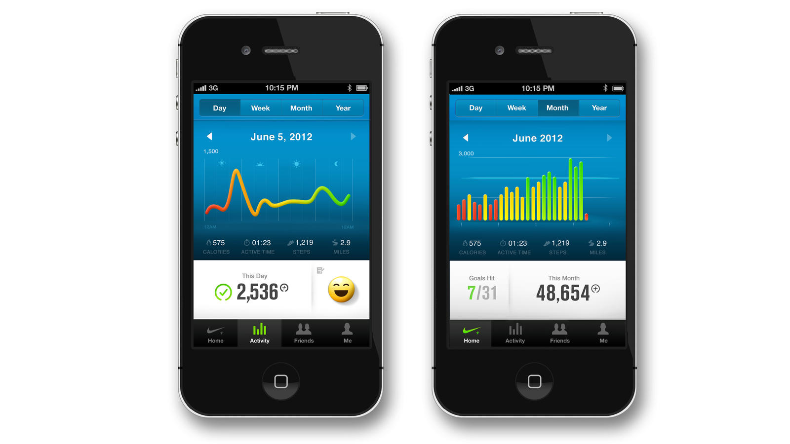 NIKE+ FuelBand Updates With Path Integration - Nike News