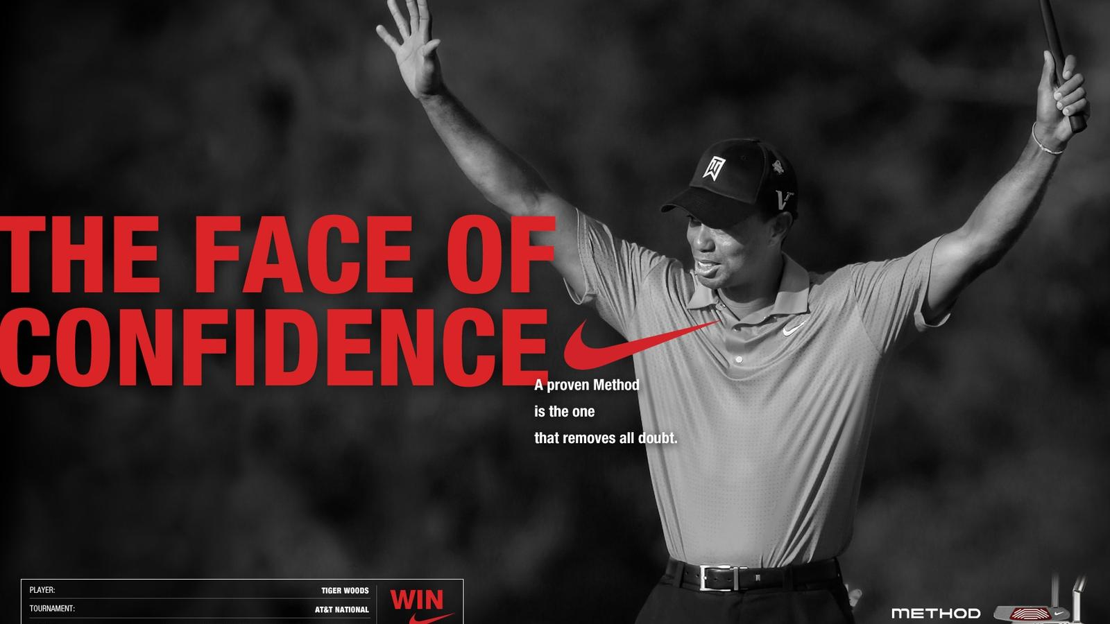 d5cda74ce4601 Nike Athlete Tiger Woods Secures His Third Victory of the Season at ...