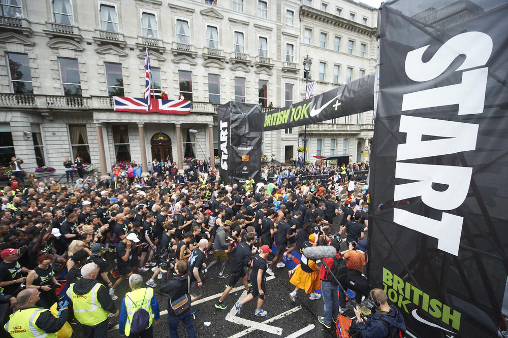 25,000 Runners Make it Count in London