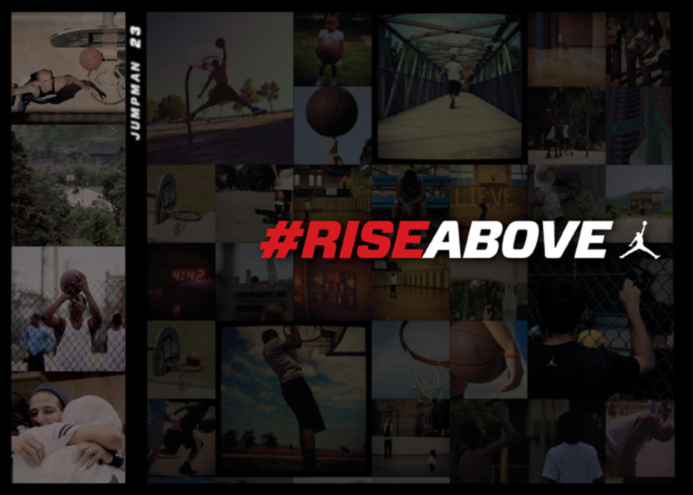 Jordan Brand Launches Its Second Documentary #RISEABOVE LIMITS
