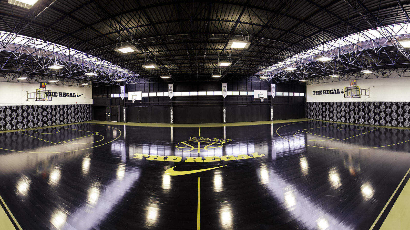 Nike Launches The Regal Basketball Court Nike News