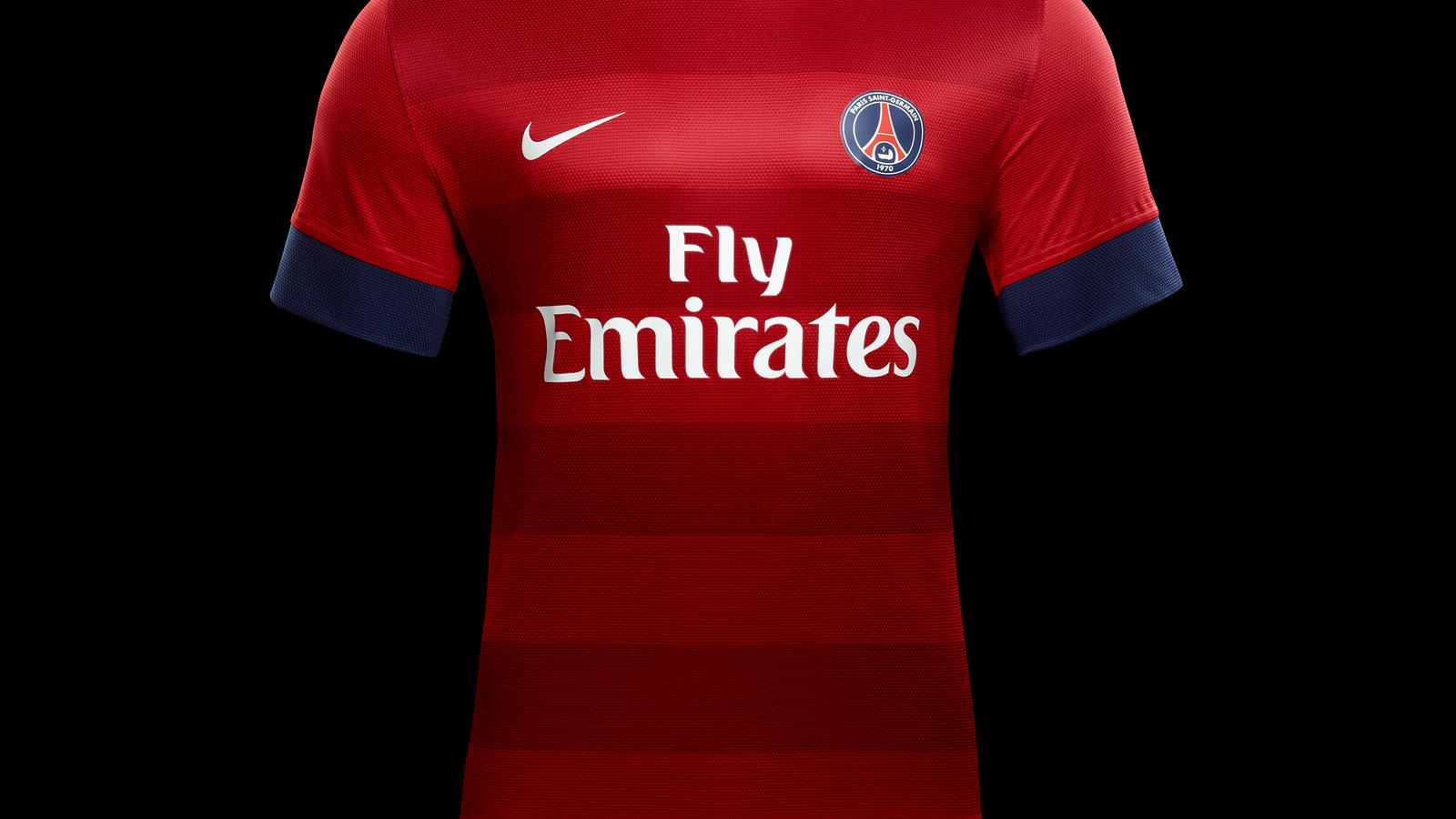pretty nice 3d25c 7c2d6 Nike unveils Paris St-Germain away kit for season 2012-13 ...