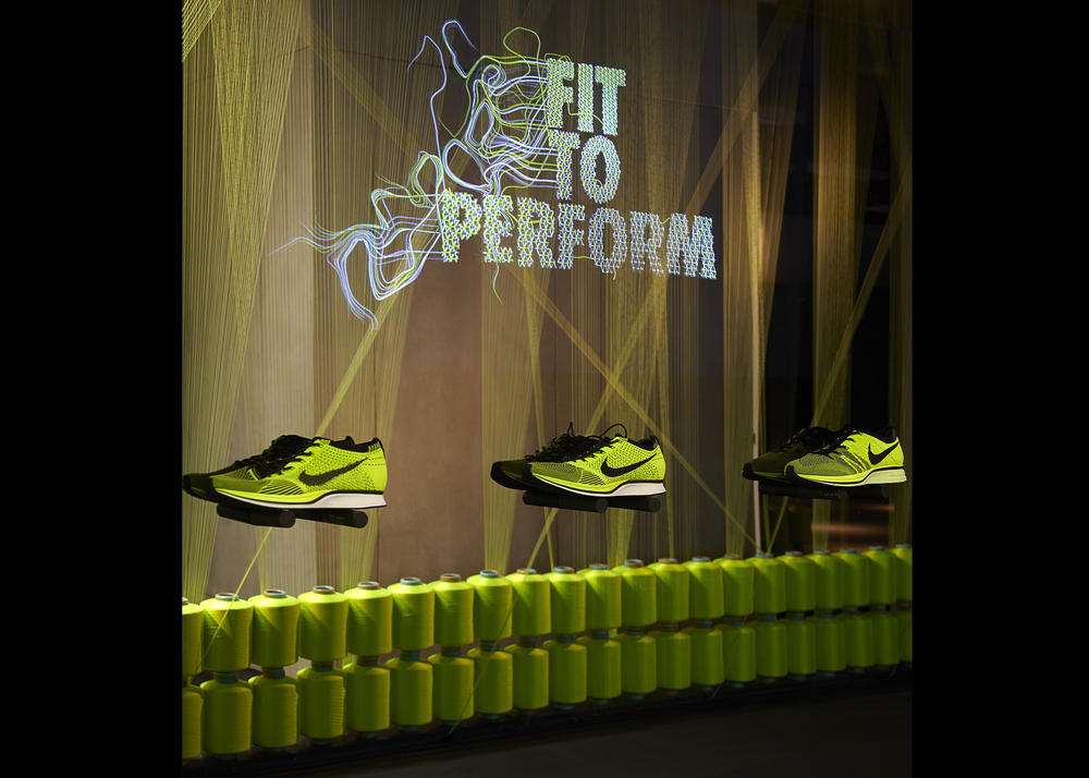 Introducing the NIKE House of Innovation at Selfridges