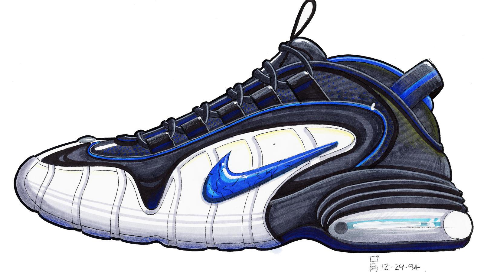 penny nike shoes