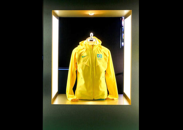 Nike, Brazil Olympic Committee Announce Agreement to supply Brazil Olympic Uniforms