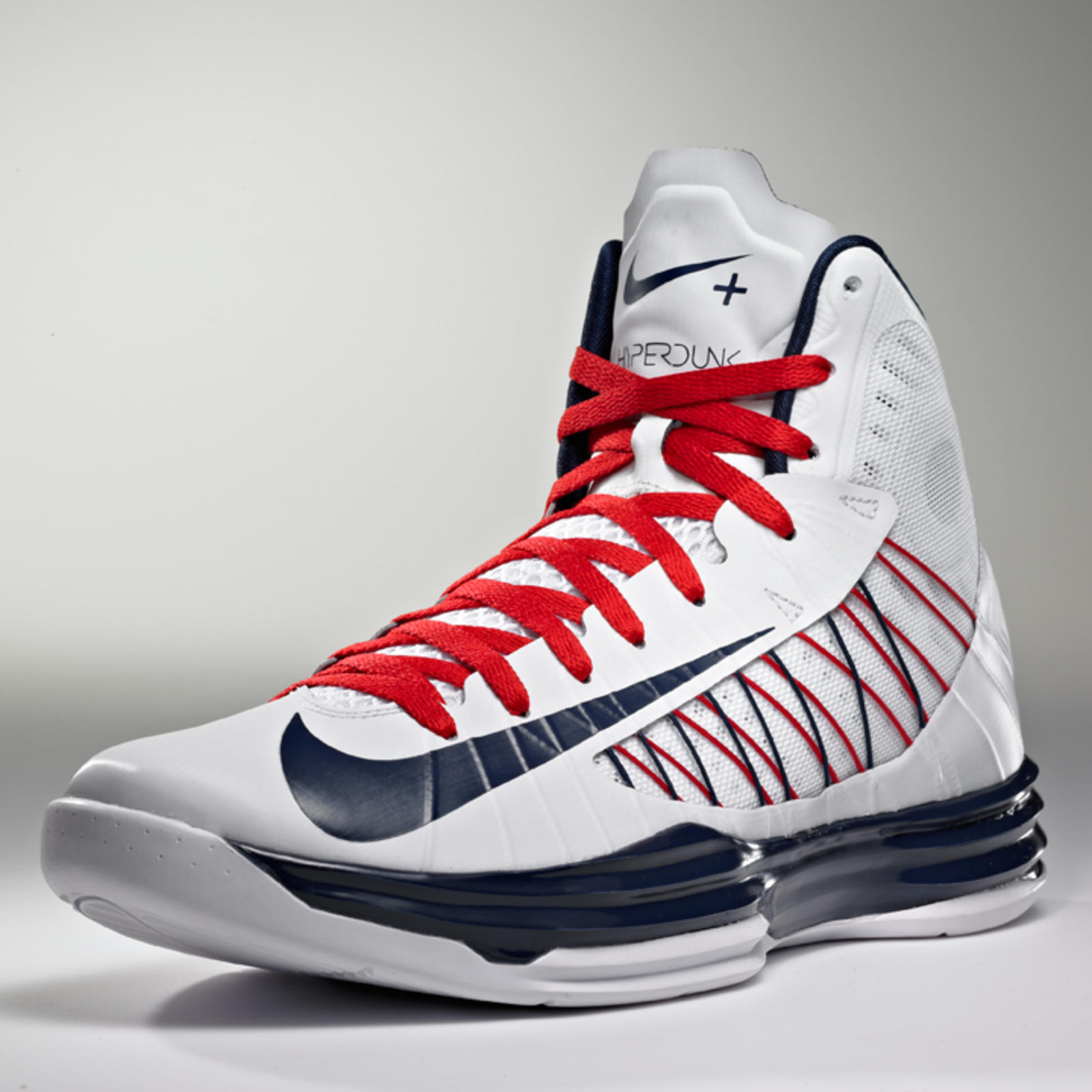 USA Men's Basketball Team Members Debut NIKEiD Shoes ...