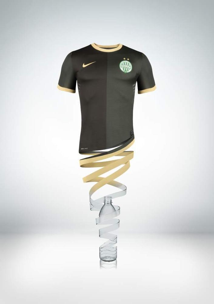 2012-13 Ferencváros FC Away Kit