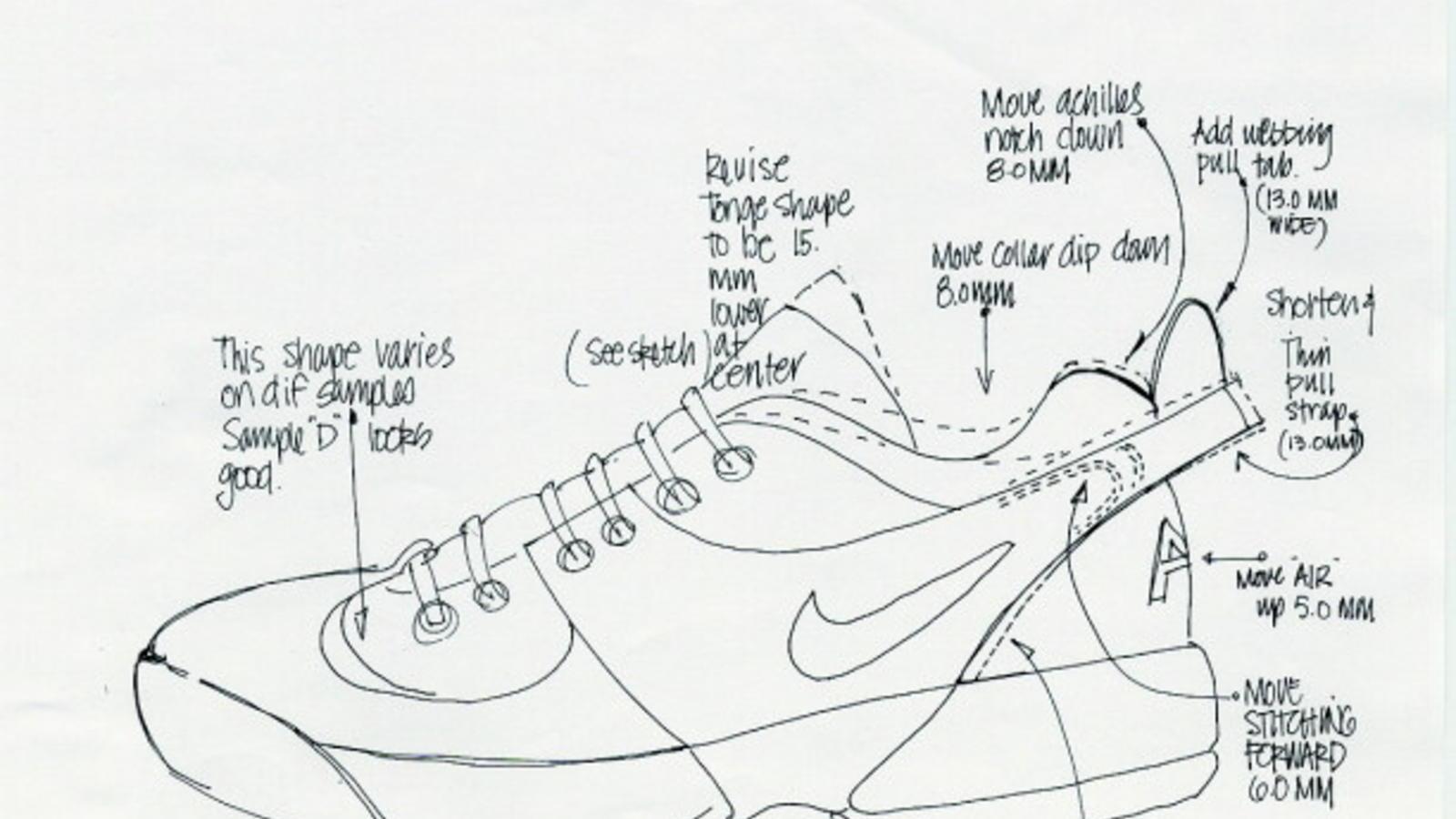 Nike air swoopes nike news share image pooptronica