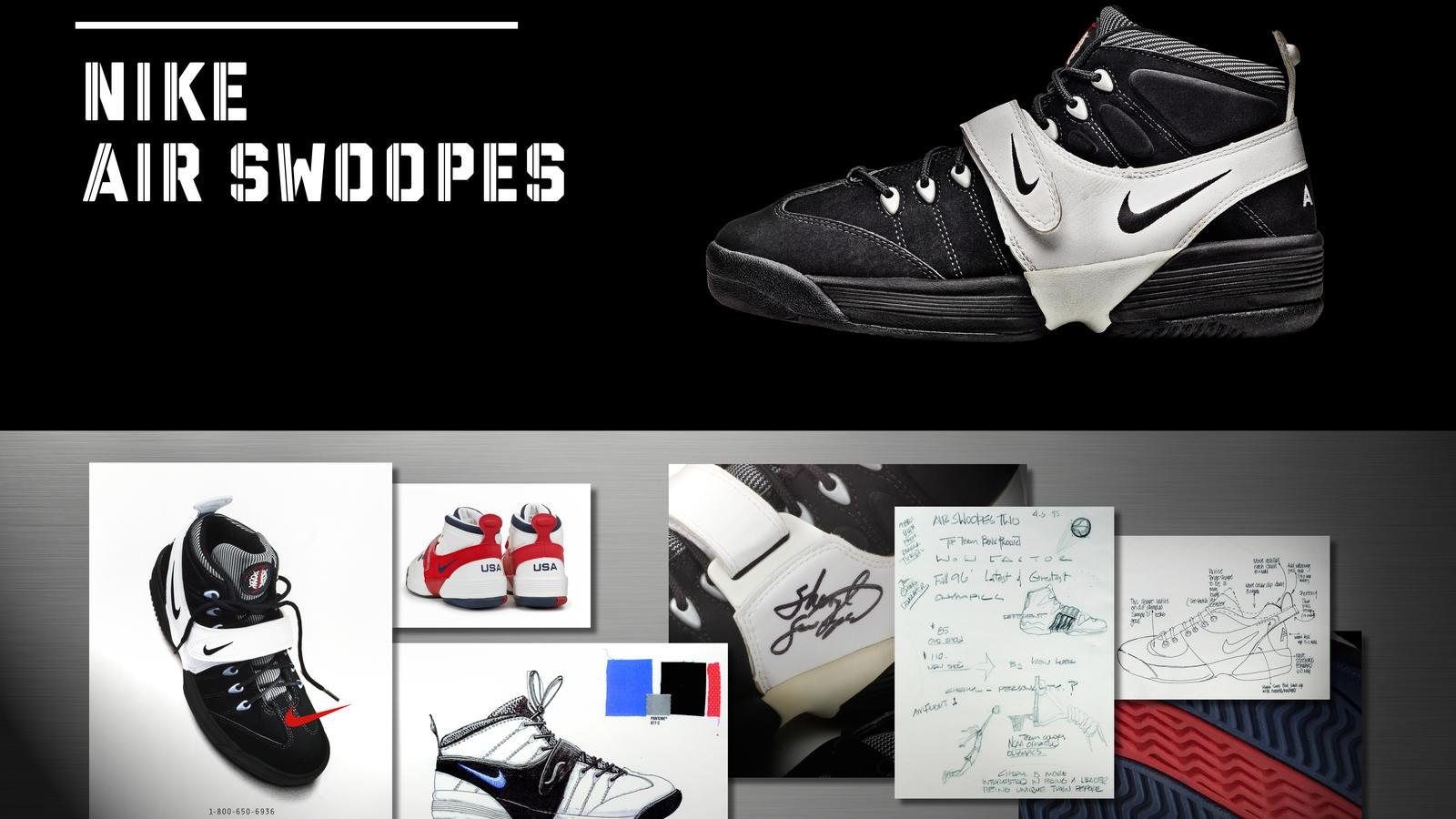 2cae74fd66a Nike Air Swoopes - Nike News