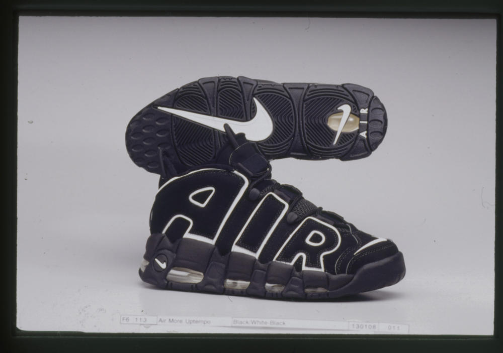 30c47262a0 Scottie Pippen Talks Nike Air More Uptempo and Playoff Style - Nike News