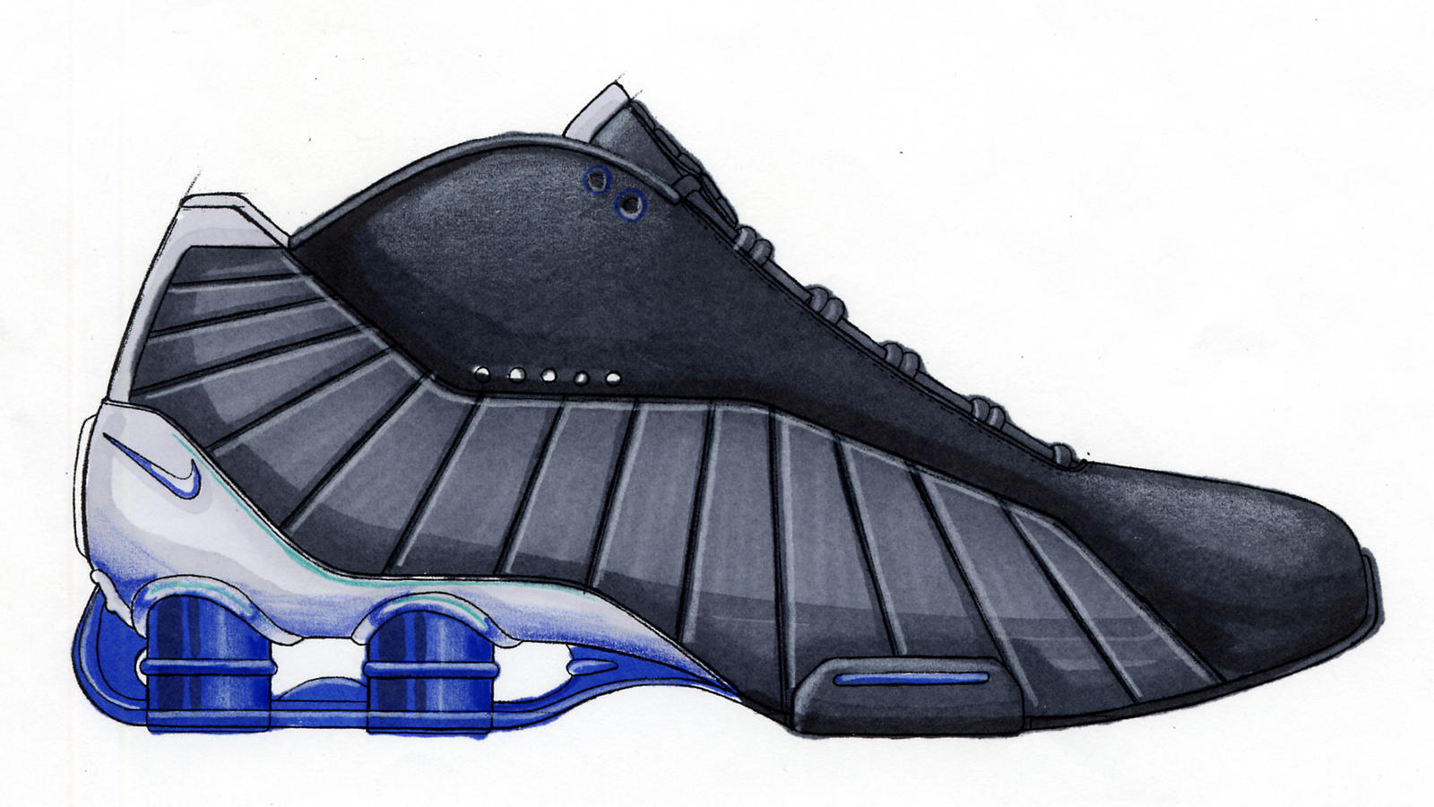 Nike Shox Basketball