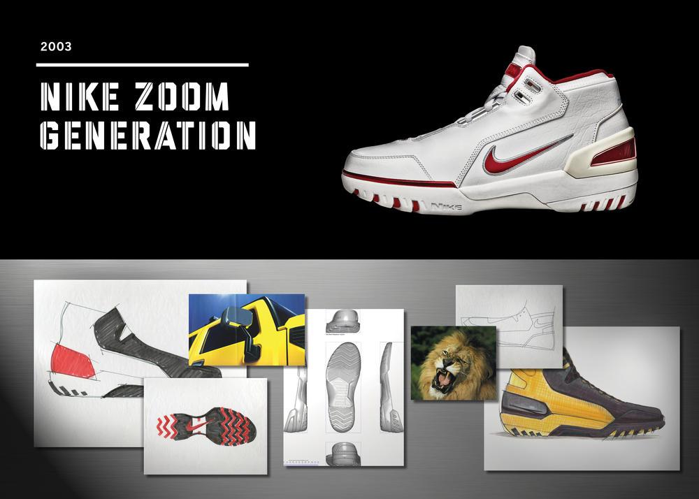 Nike Zoom Generation