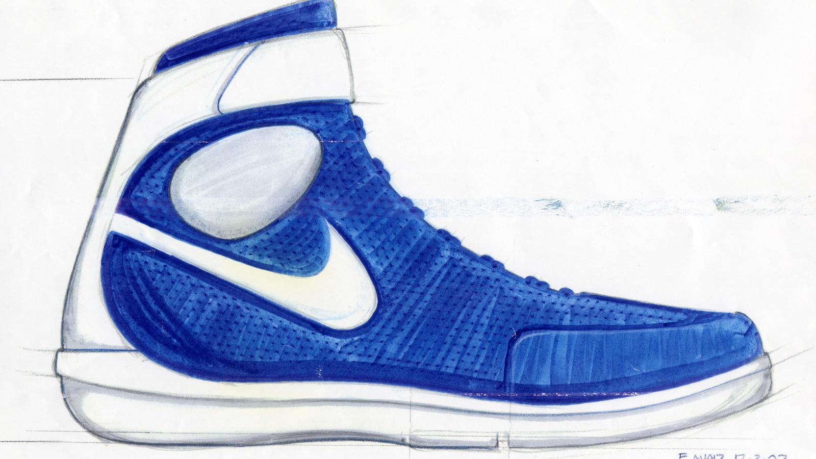 Nike Air Zoom Huarache 2K4 - Nike News