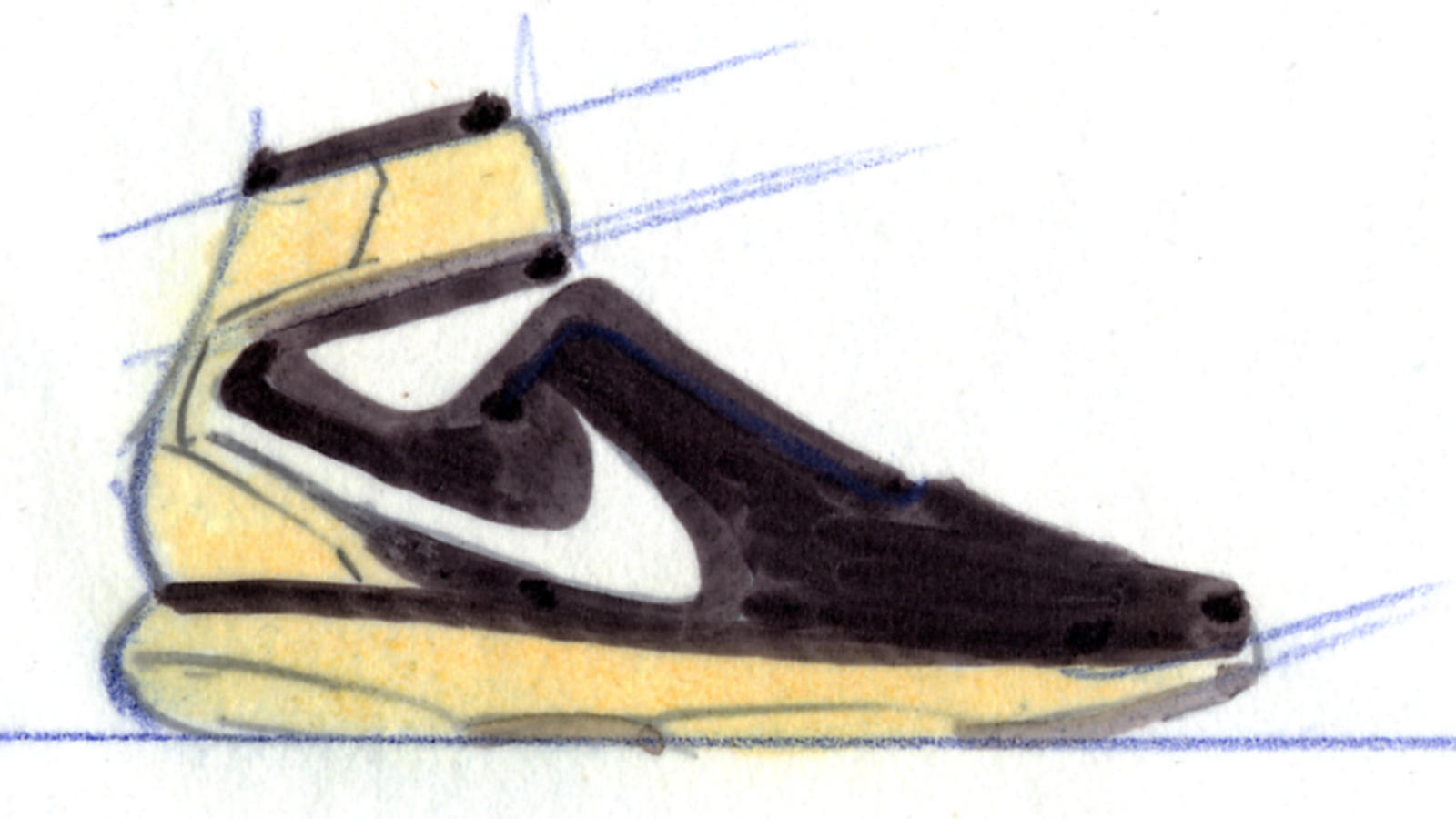 136abfd57d76 Nike Air Zoom Huarache 2K4 - Nike News