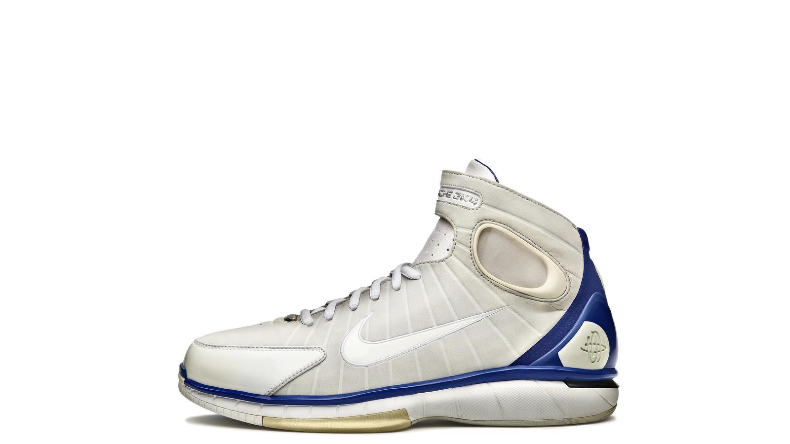 nike zoom huarache basketball shoes