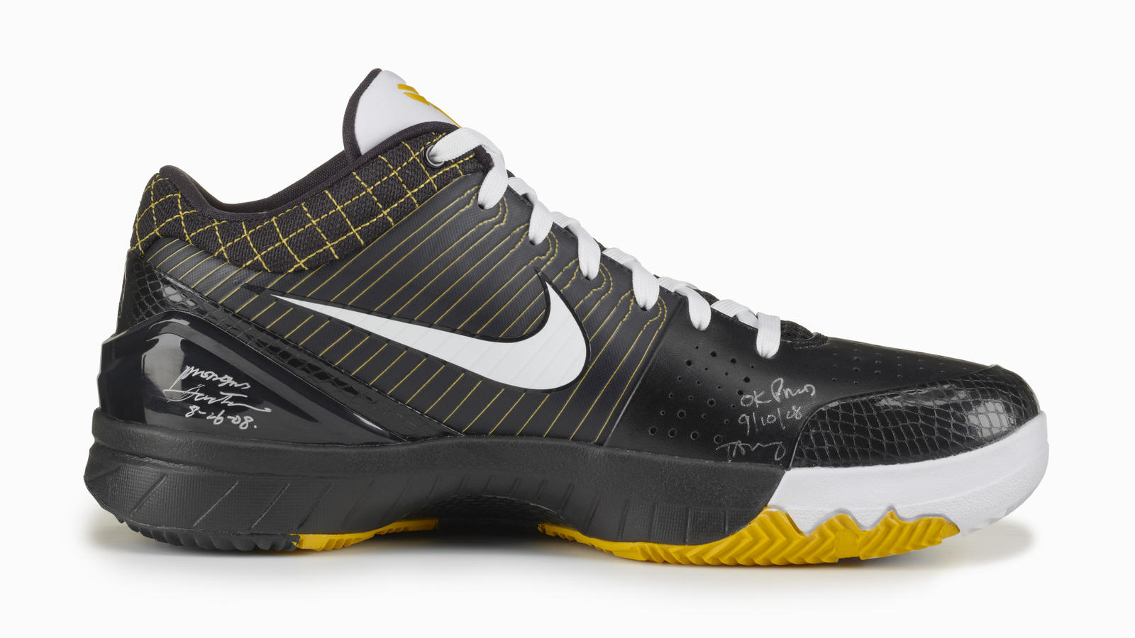 new concept cd3fd ee3a7 Nike Zoom Kobe IV