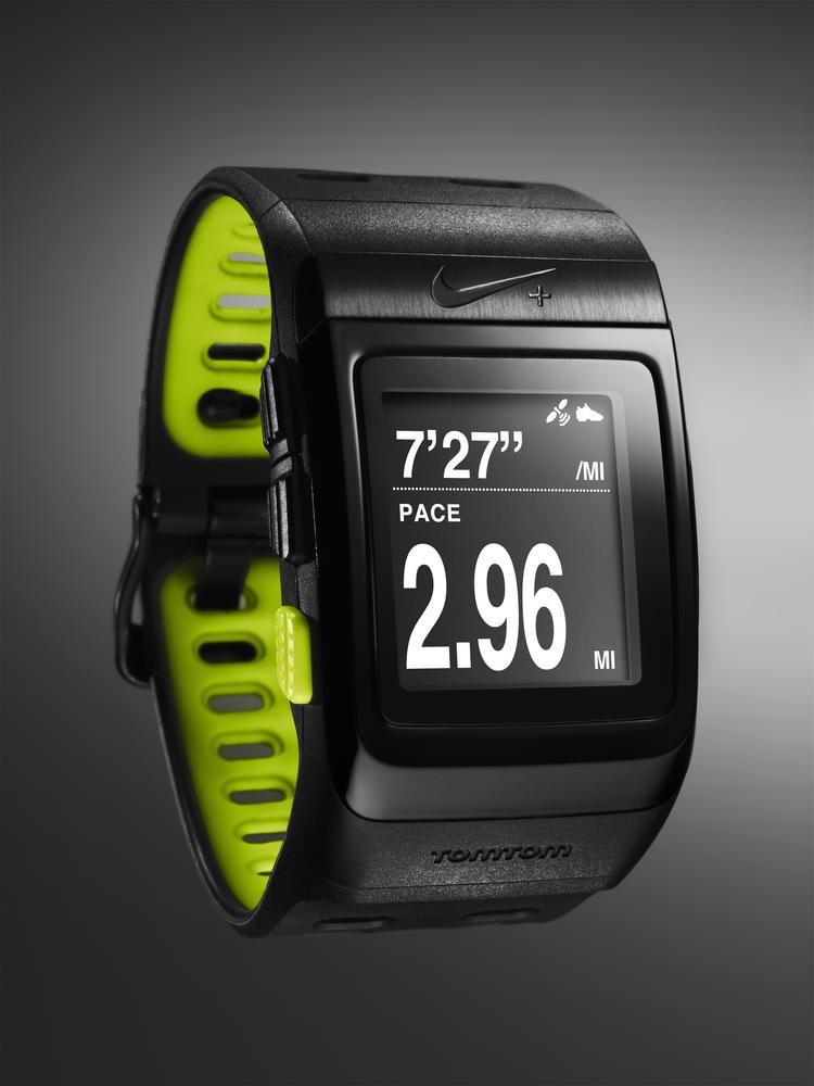 Nike, TomTom Unveil Nike+ SportWatch GPS