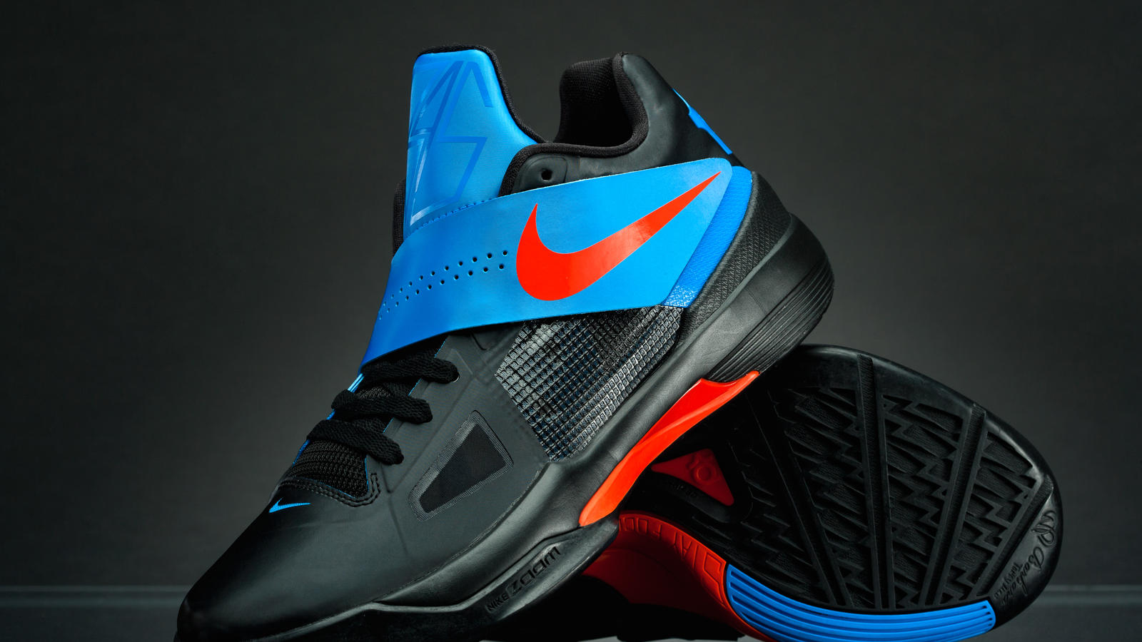various colors 6080b 0a176 ... wholesale nike kd zoom iv 681b1 7846c