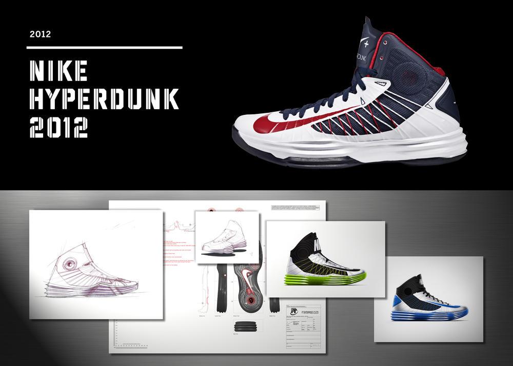 Nike Hyperdunk+ 2012