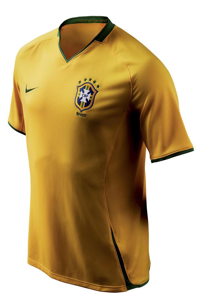 Brazil Kits Unveiled in Rio de Janeiro
