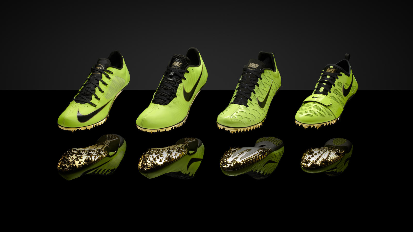 Nike Unveils Volt Collection for Track