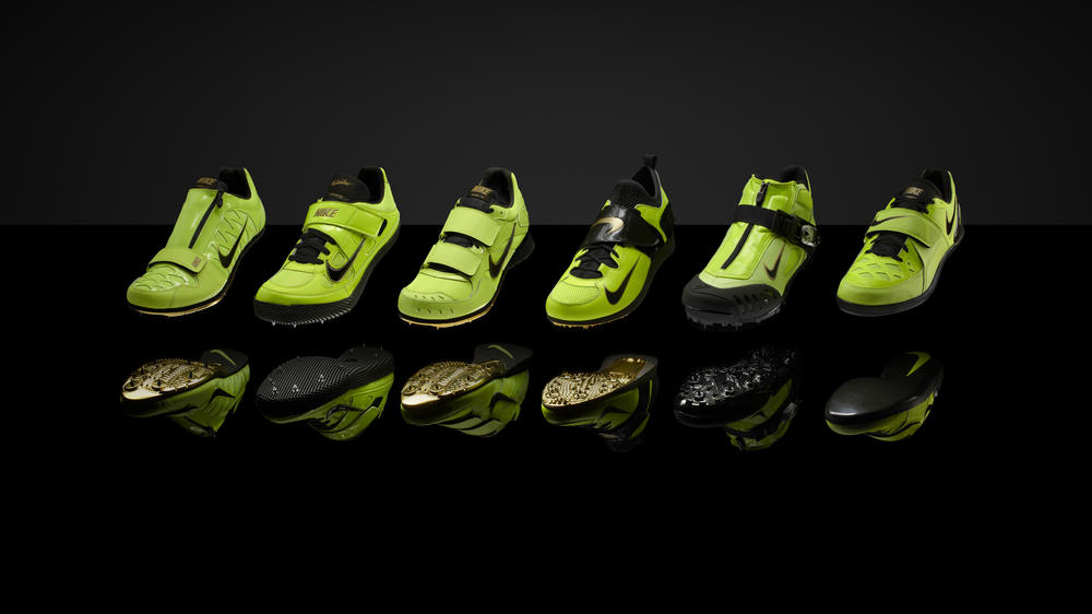 Nike Unveils Volt Collection for Track and Field