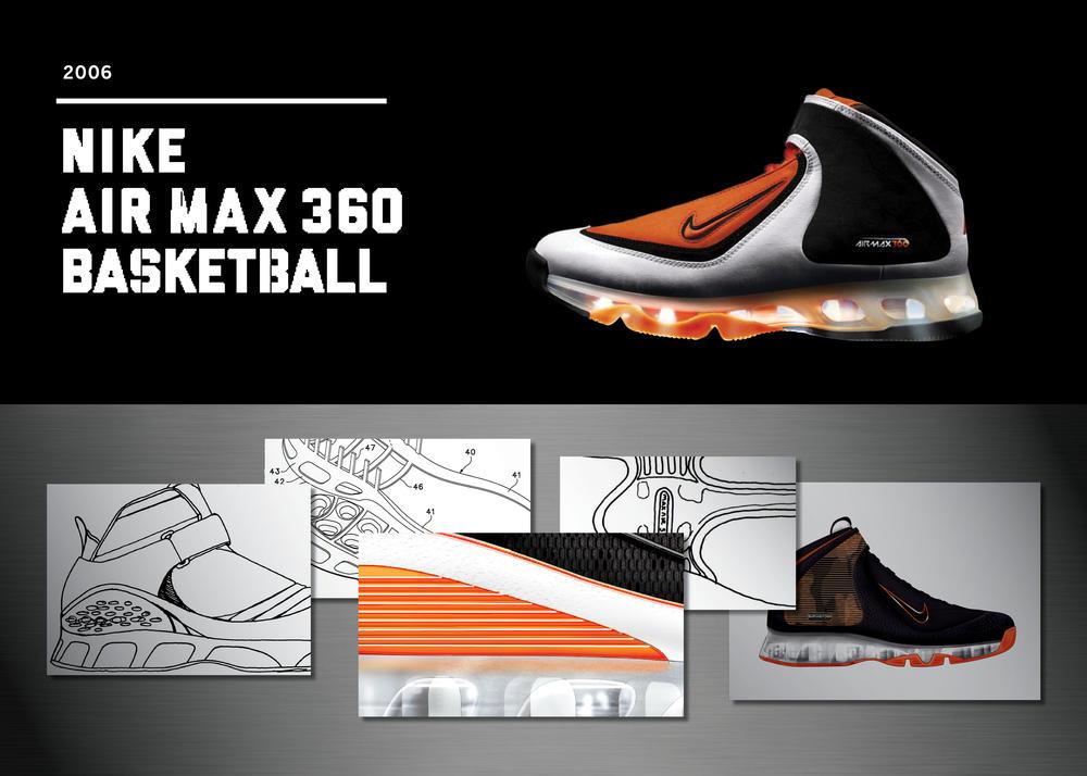 Nike Air Max 360 Basketball