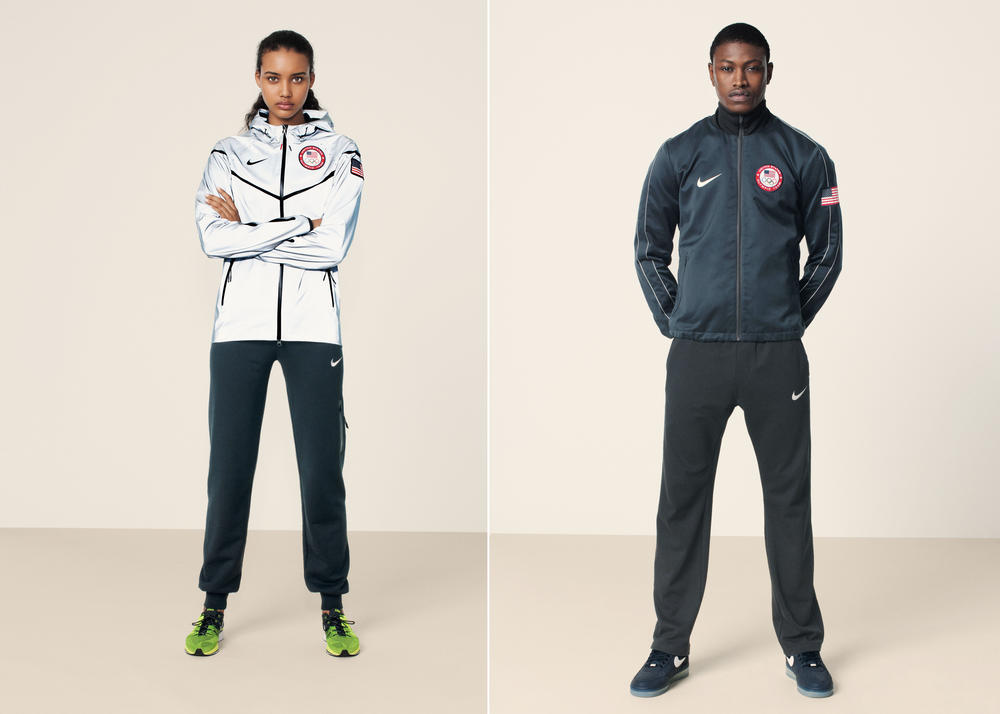 NIKE reveals USA Medal Stand footwear and apparel