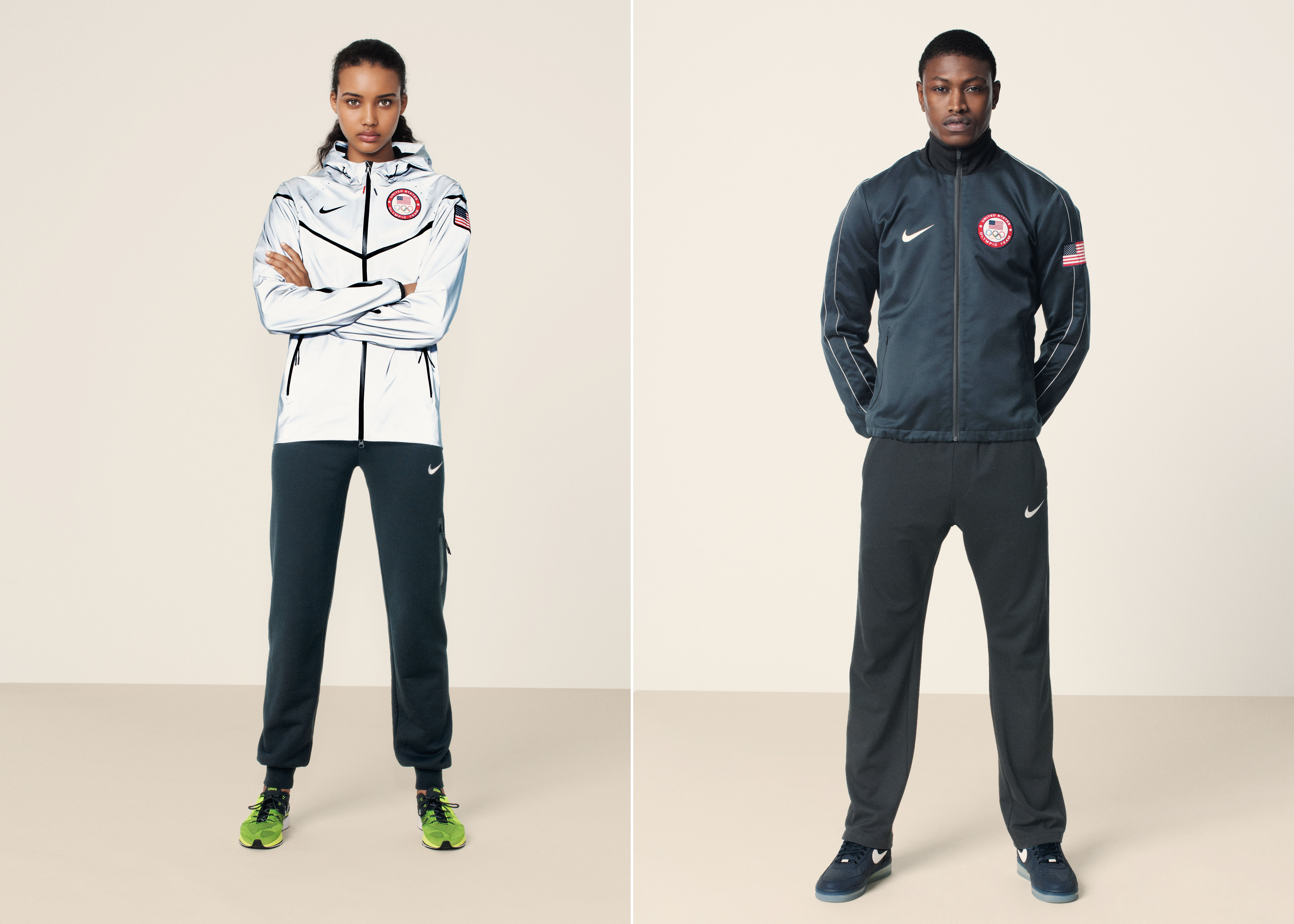 nike outfits. lo · hi. nike reveals usa medal stand footwear and apparel nike outfits