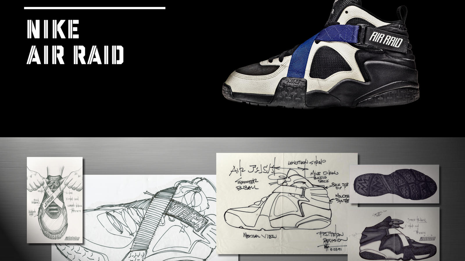 Nike Presents: 20 Designs that Changed the Game Nike News