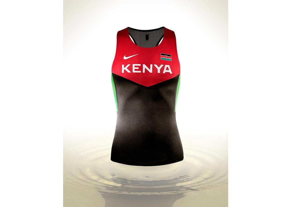 Kenyan Marathon Champion to Wear  Nike Uniform of Innovative Sustainable Materials
