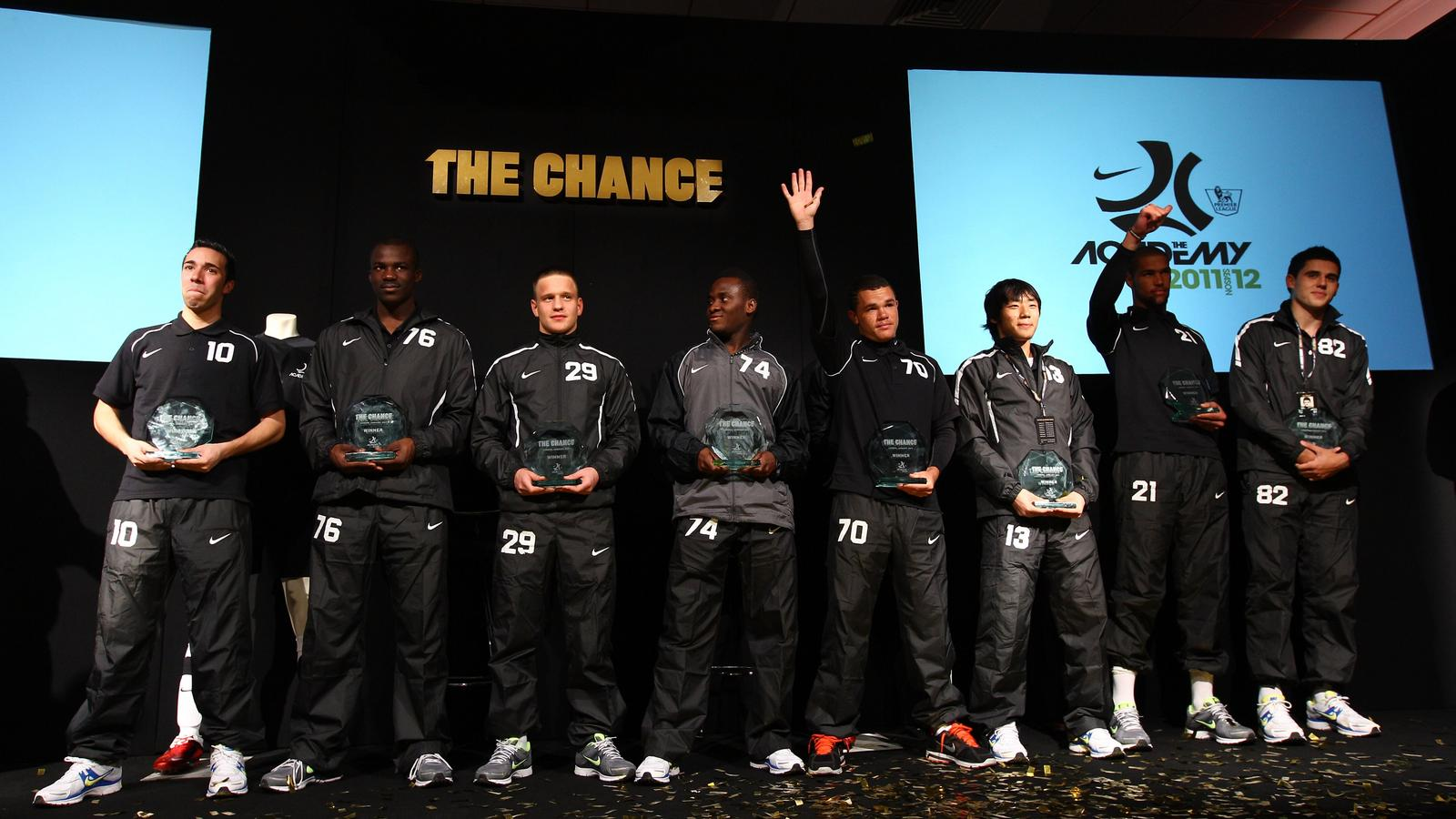 """The Chance"" Final Eight Players Announced"