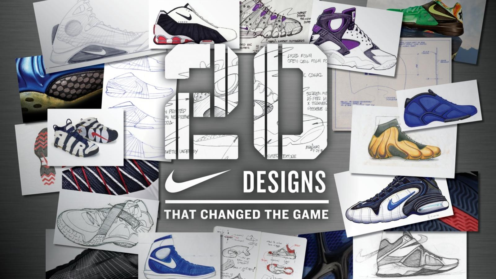7b9a064ee548 Nike Presents  20 Designs that Changed the Game - Nike News