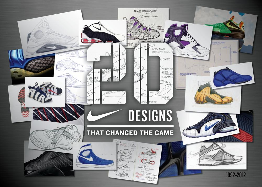 Nike Presents  20 Designs that Changed the Game - Nike News 1ebbc01a0