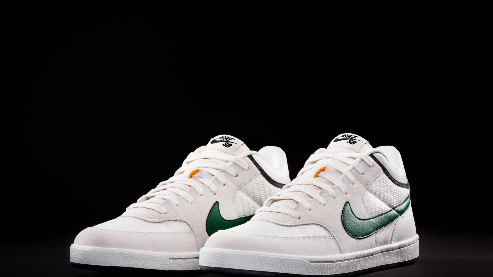 como encontrar compra genuina el precio más bajo Gino Iannucci and John McEnroe debut the Nike SB Challenge Court ...