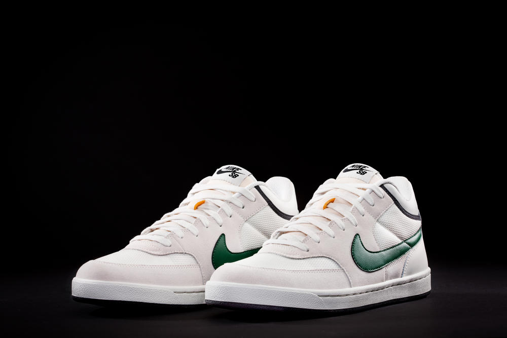 Gino Iannucci and John McEnroe debut the Nike SB Challenge Court