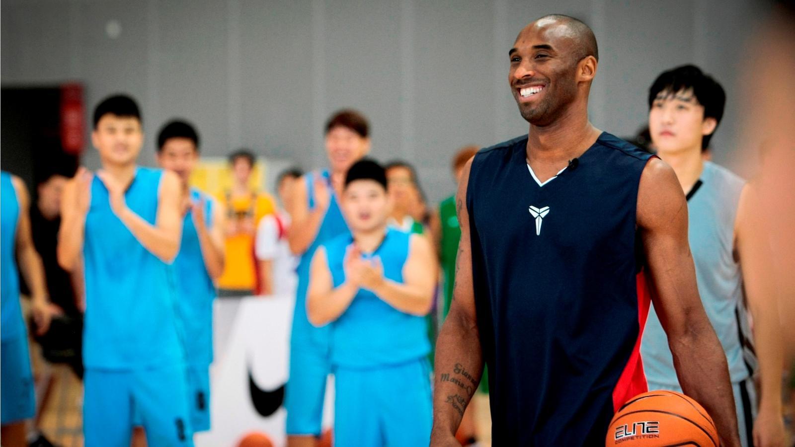 Nike hosts Kobe Bryant's seventh China tour - Nike News