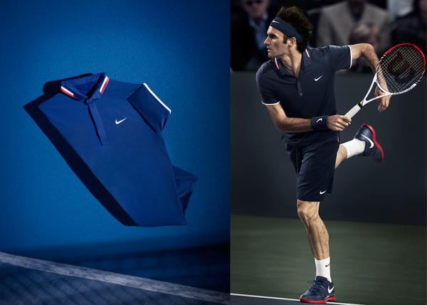 Nike Tennis presents new looks for New York