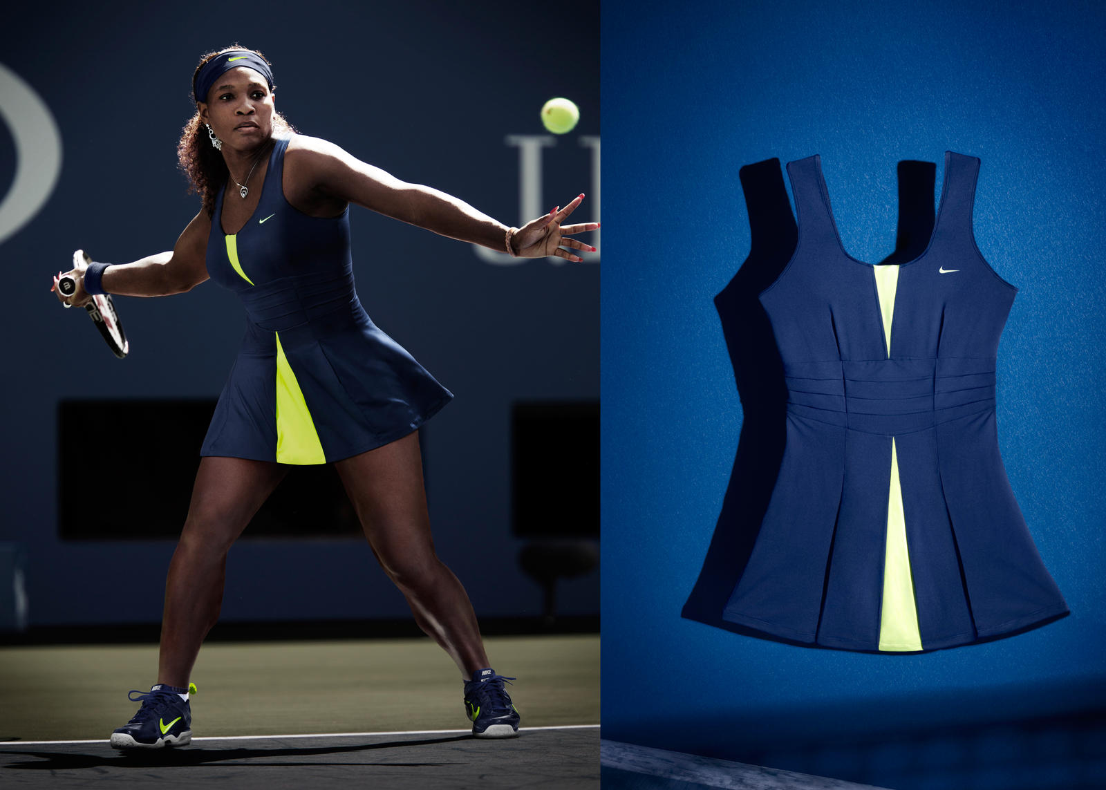 Serena williams nike tennis skirt