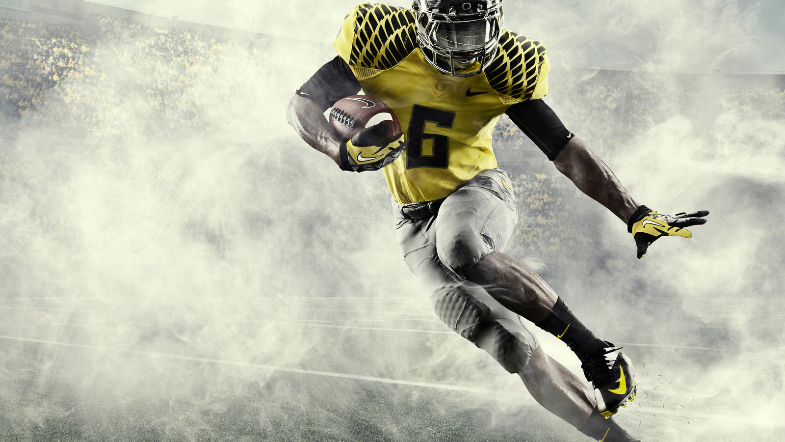 6362d4619 Nike Football 2012 Oregon Ducks Uniform - Innovation Shoulder.  Oregon Uniform FA12 Image FINAL