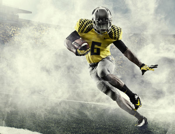Nike highlights new, integrated uniform system for Oregon Ducks season