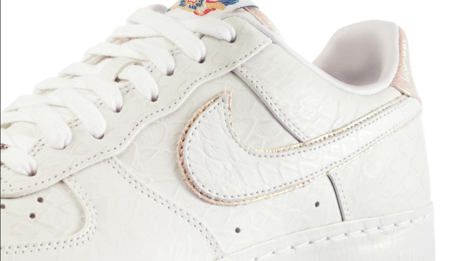 Introducing the Nike Air Force 1 'Year of the Dragon' Fall