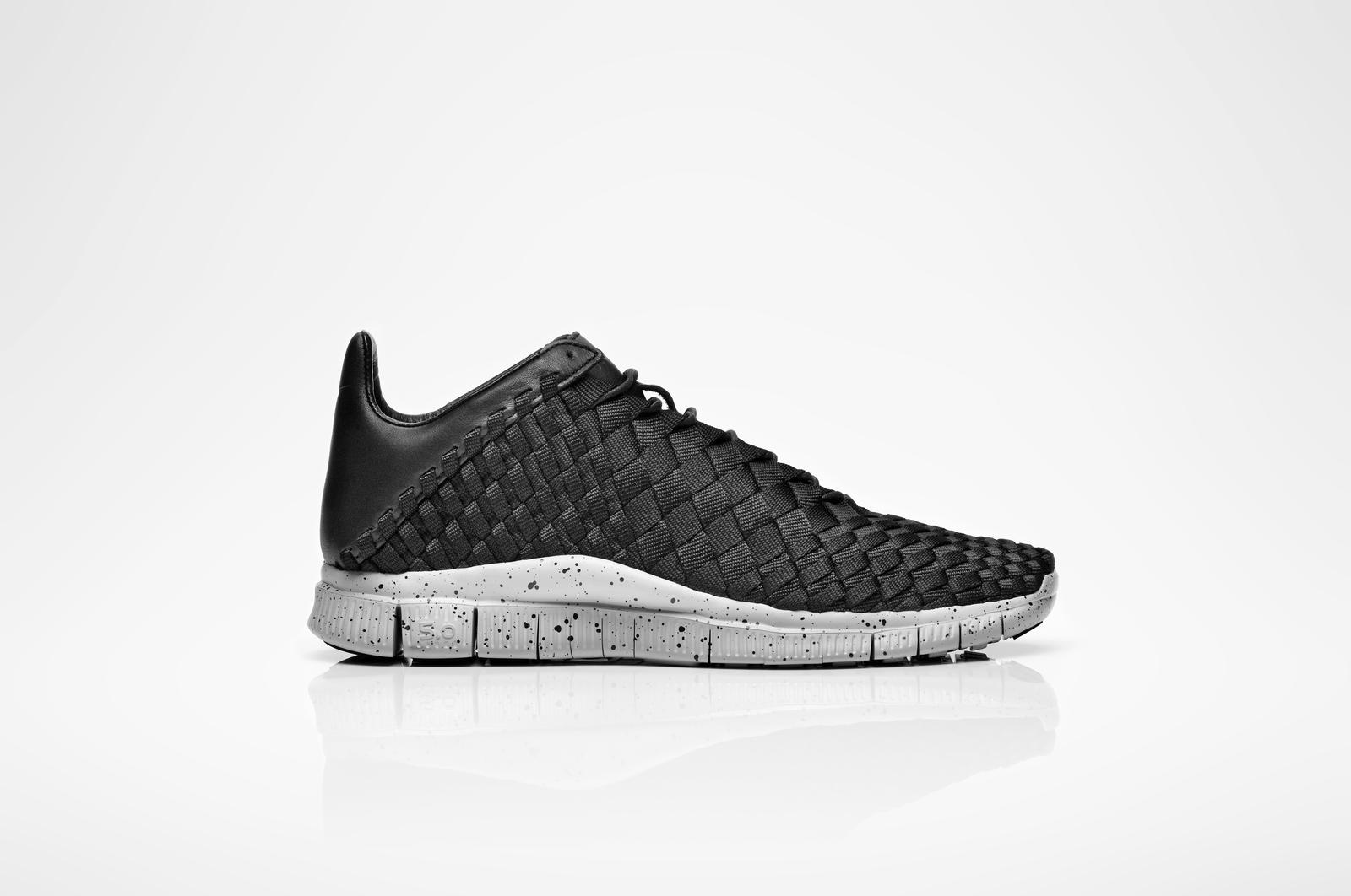nike free run weave pattern